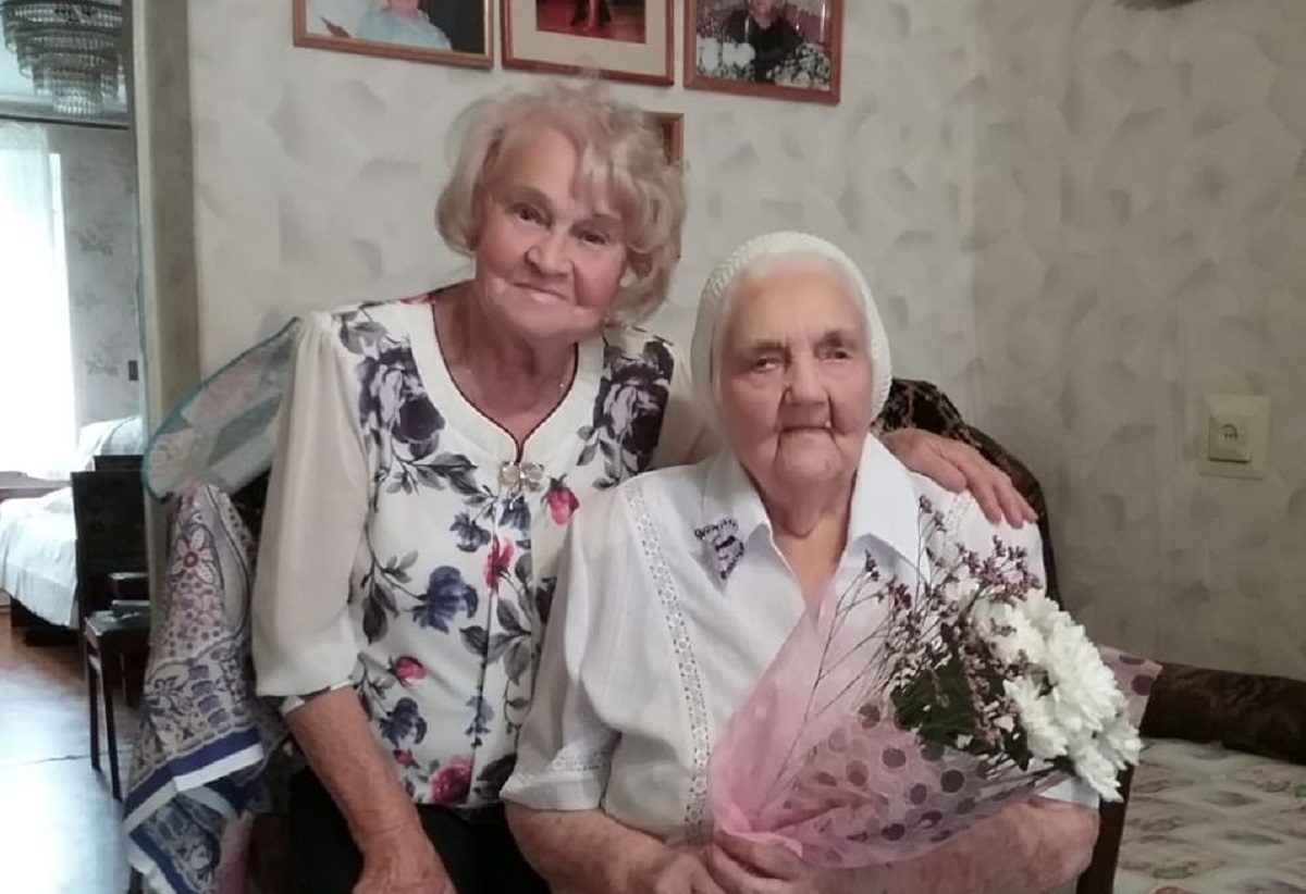 103-летняя жительница Городца Наталья Зайцева рассказала, как сохранять активность и позитивный настрой, прожив больше века