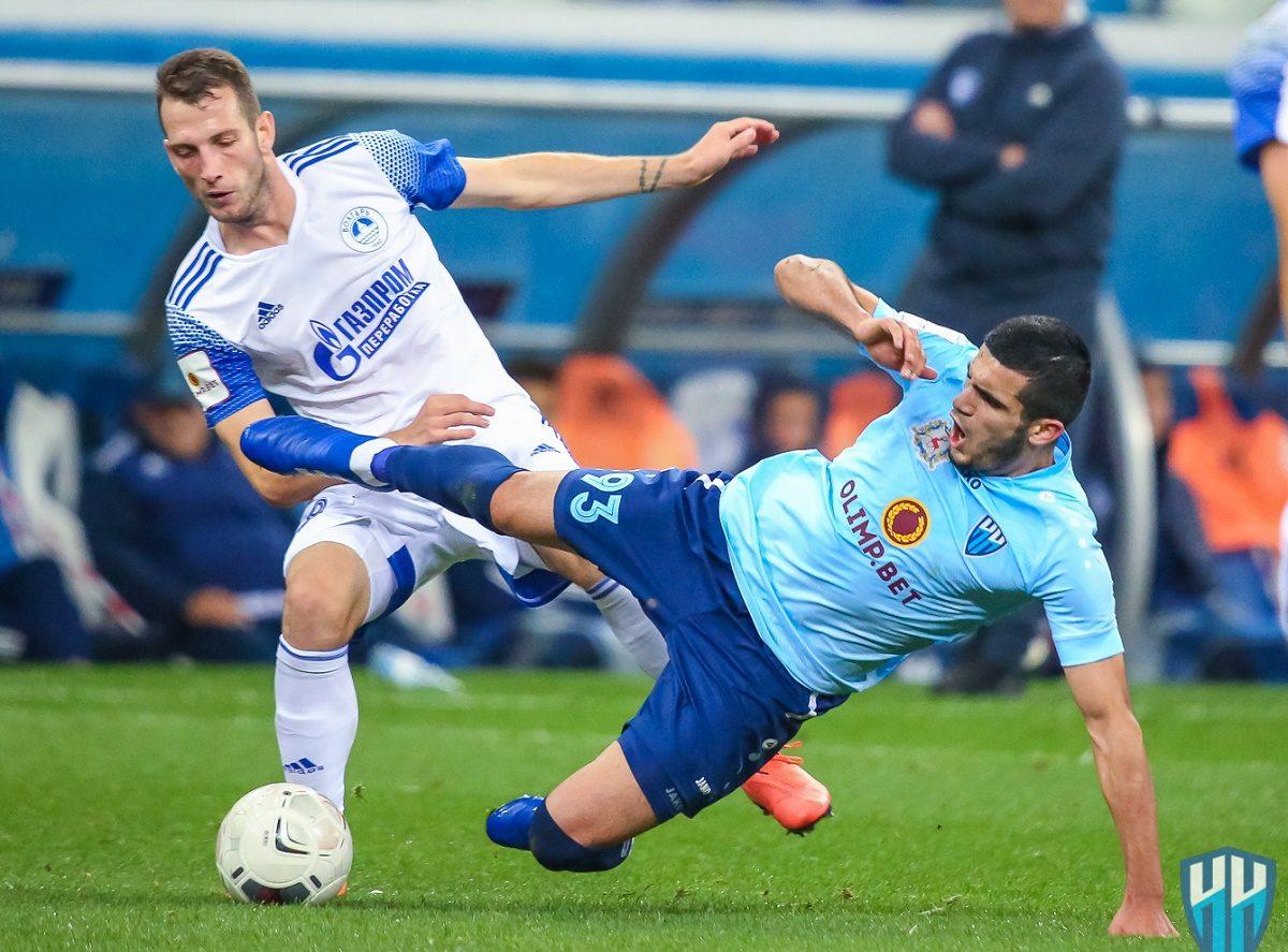 Третья подряд победа ФК «Нижний Новгород» позволила команде ворваться в четвёрку лучших