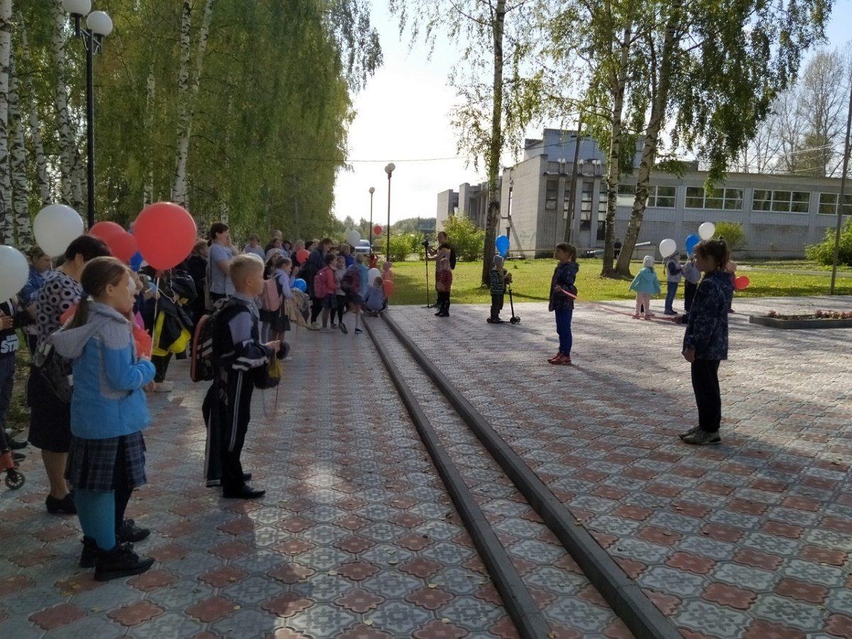 Новая зона отдыха появилась вдеревне Подлесово Кстовского района