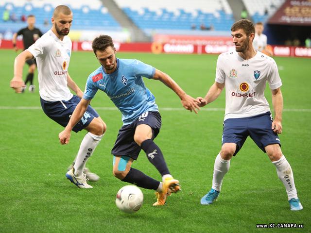 ФК «Нижний Новгород» впервые в своей новейшей истории проиграл с крупным счётом