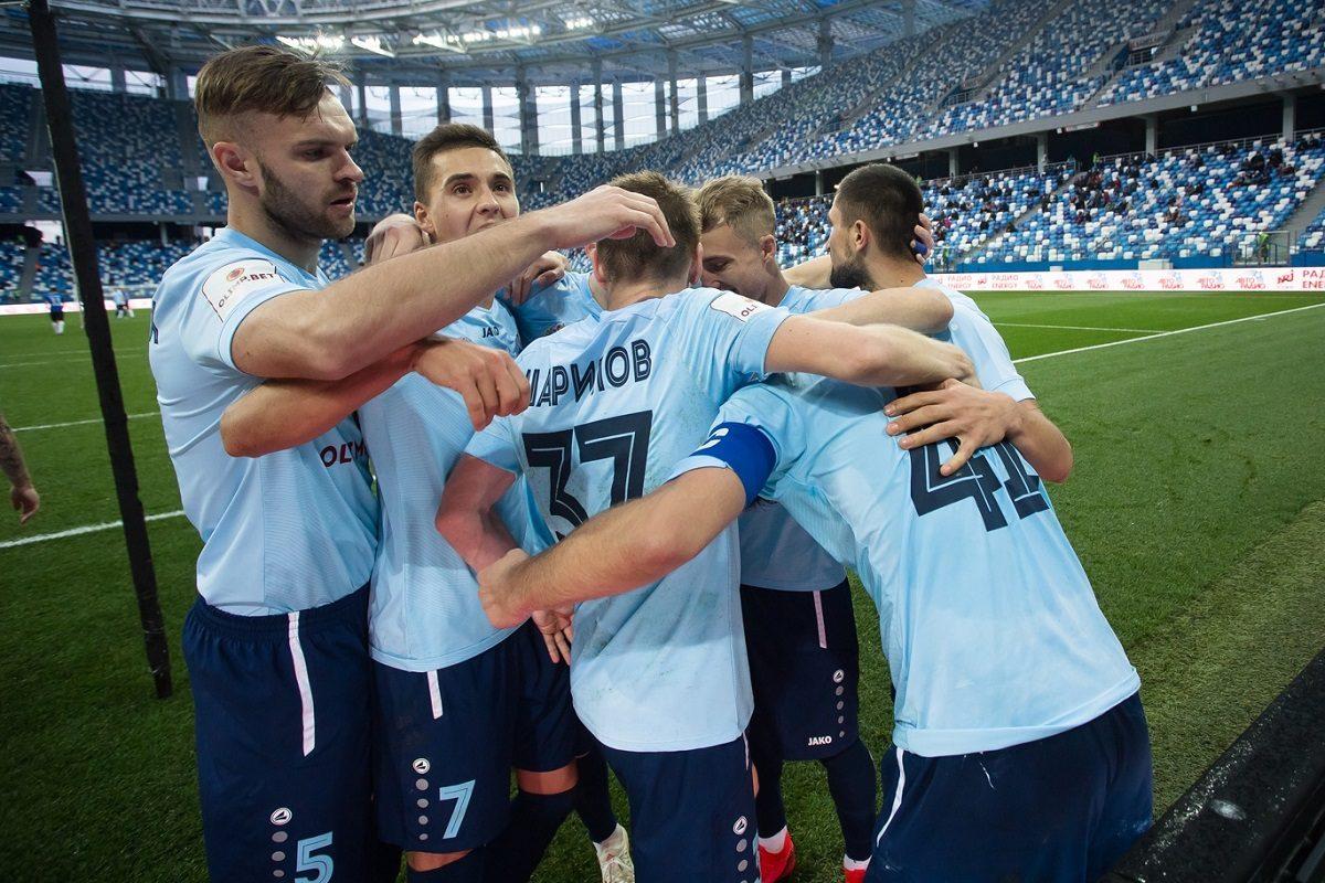 Футболисты «Нижнего Новгорода» выиграли в пятом матче подряд