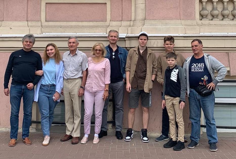 В Нижнем Новгороде собрались потомки купцов Башкировых из разных городов