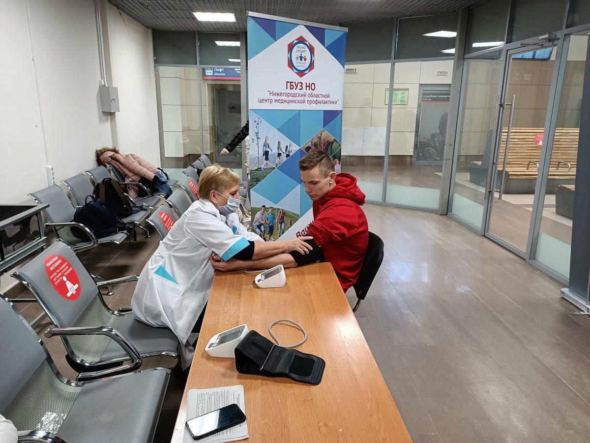 ВоВсемирный день сердца внижегородских поликлиниках прошли консультации иосмотры пациентов-«сердечников»