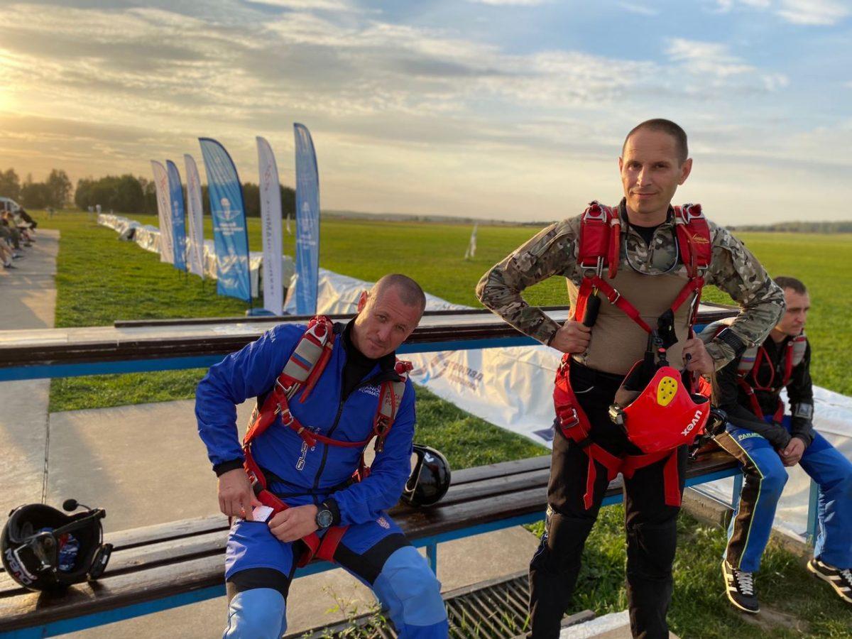 Нижегородские парашютисты завоевали «золото» начемпионате России