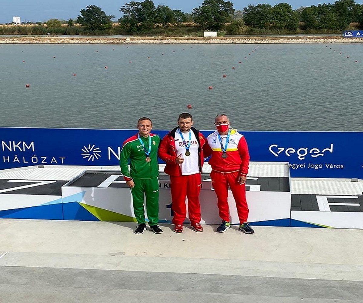 Нижегородские спортсмены с поражением опорно-двигательного аппарата завоевали три медали по гребному спорту на Кубке мира в Венгрии