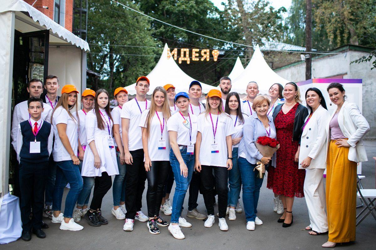 Инклюзивное волонтёрство, гильзы для протезов и эко-просвещение: нижегородские школьники представили свои социальные проекты