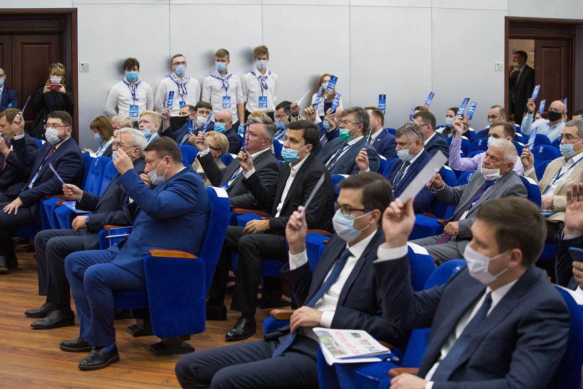«Единая Россия» предложила кандидатуру Олега Лавричева на должность председателя городской Думы Нижнего Новгорода