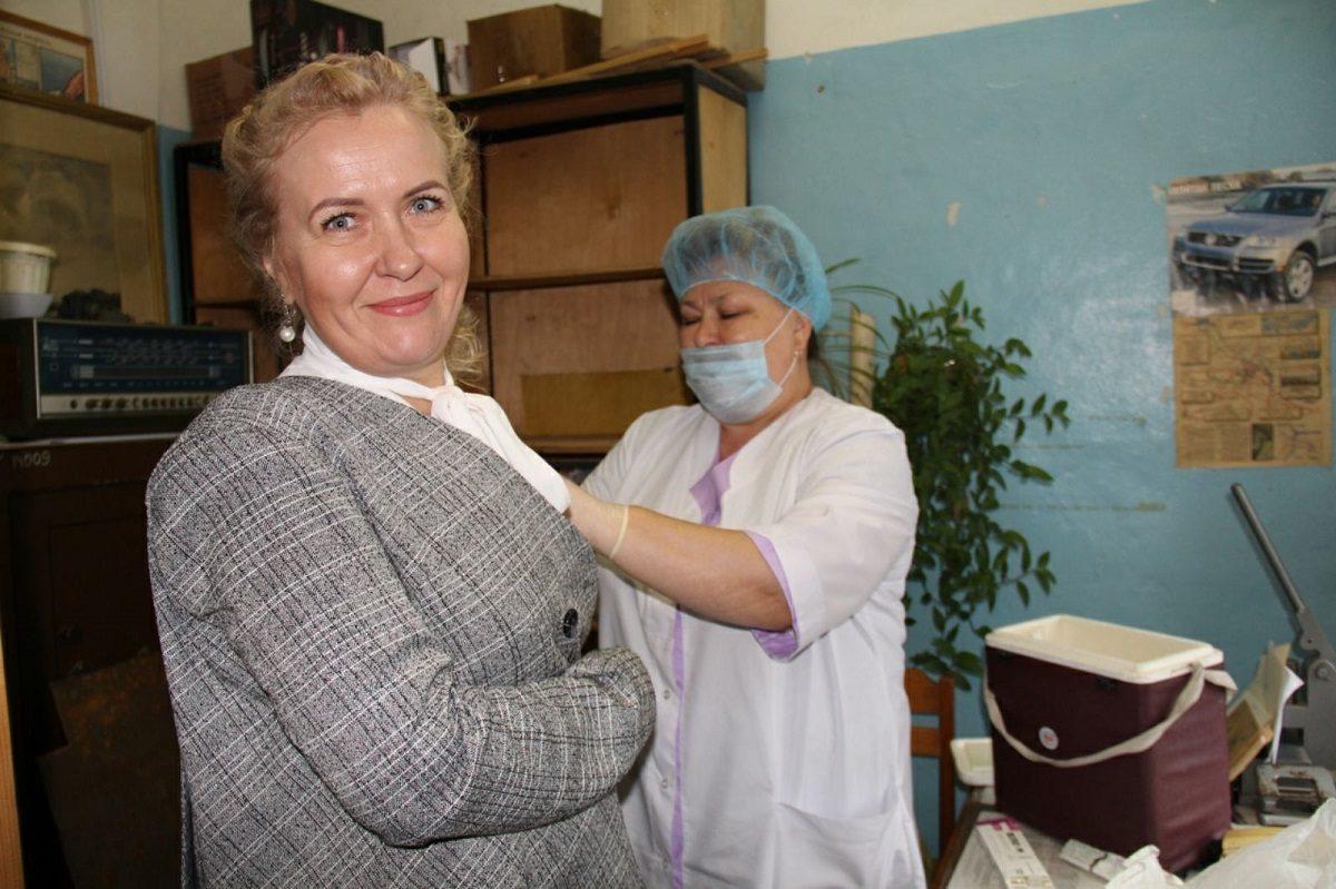 Более 300 тысяч нижегородцев сделали прививку от гриппа