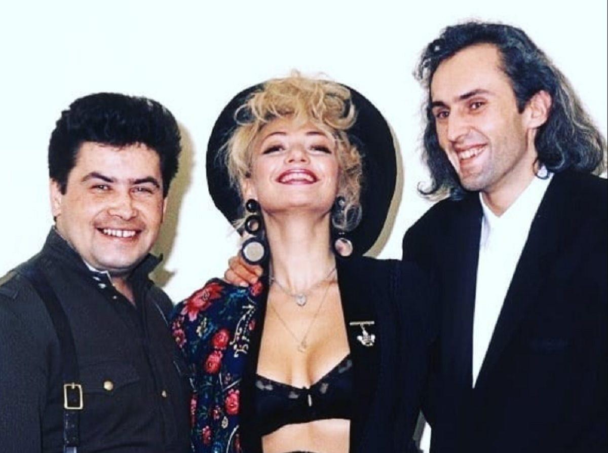 Нижегородская актриса Наталья Лапина показала редкое фото Николая Расторгуева и Игоря Матвиенко