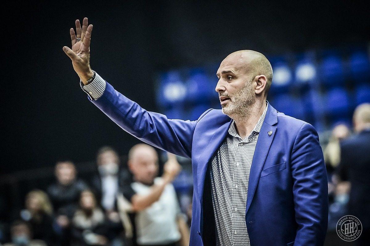 Главный тренер БК «НН» похвалил команду за победу