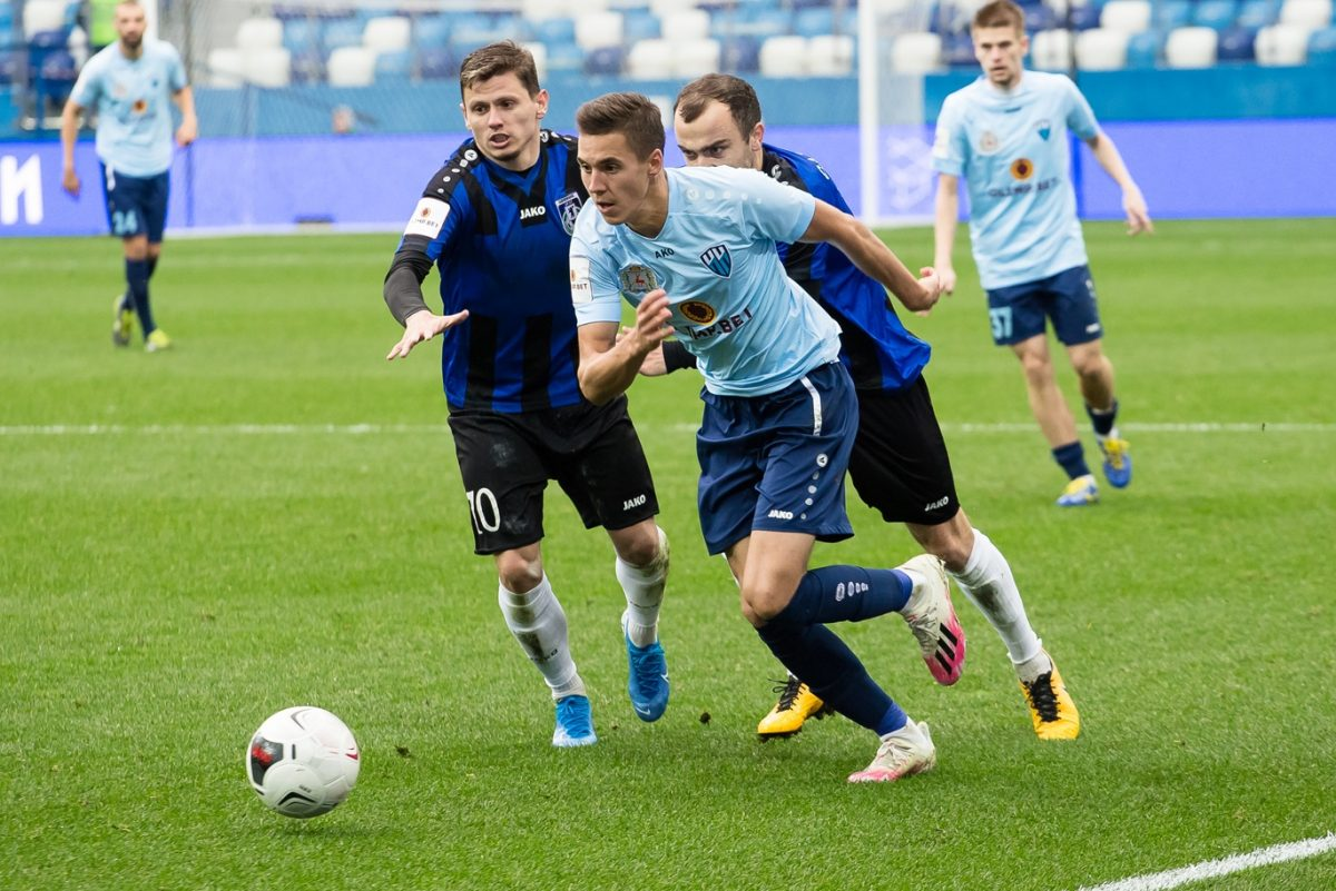 ФК «Нижний Новгород» одержал третью победу подряд