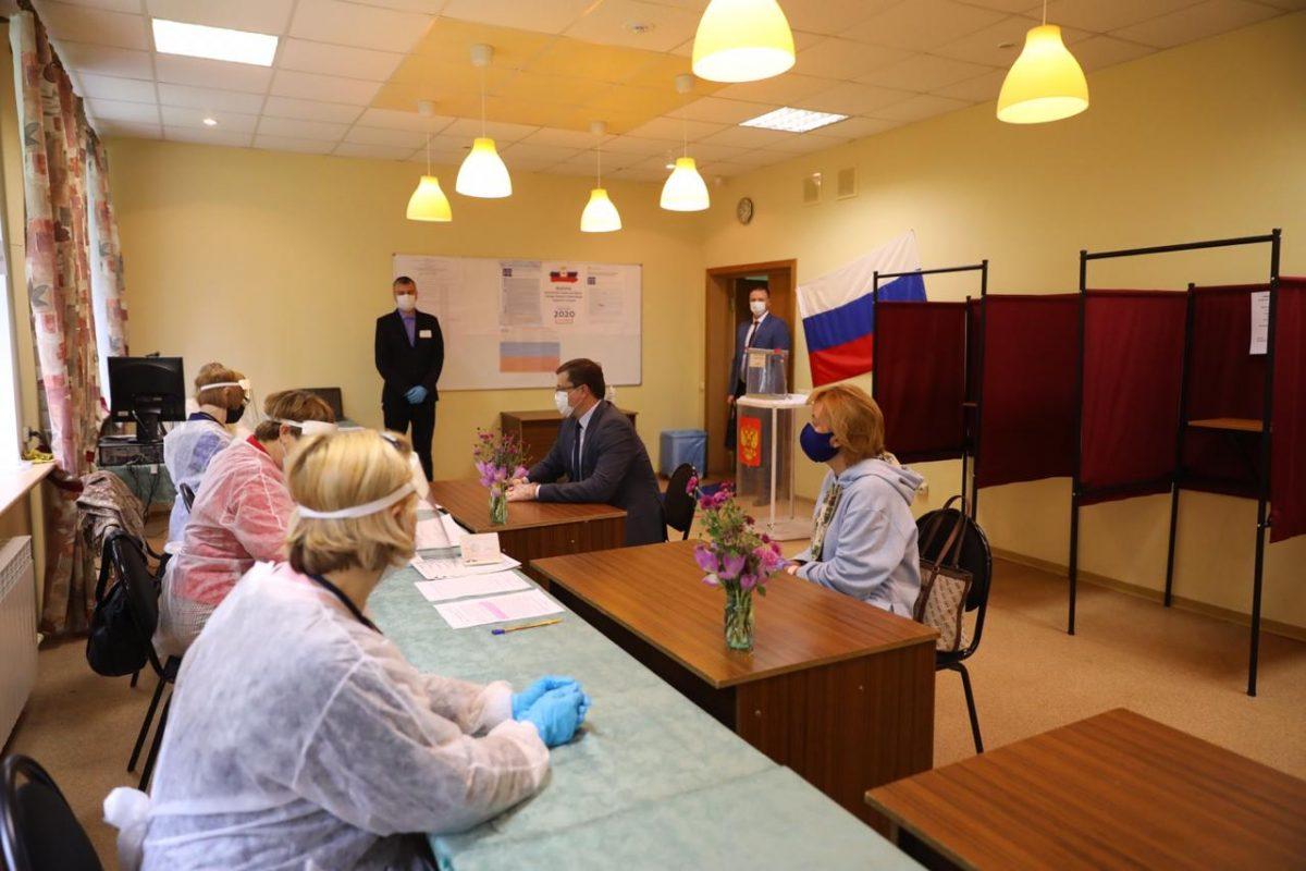 Сделали выбор: как прошел единый день голосования в Нижегородской области
