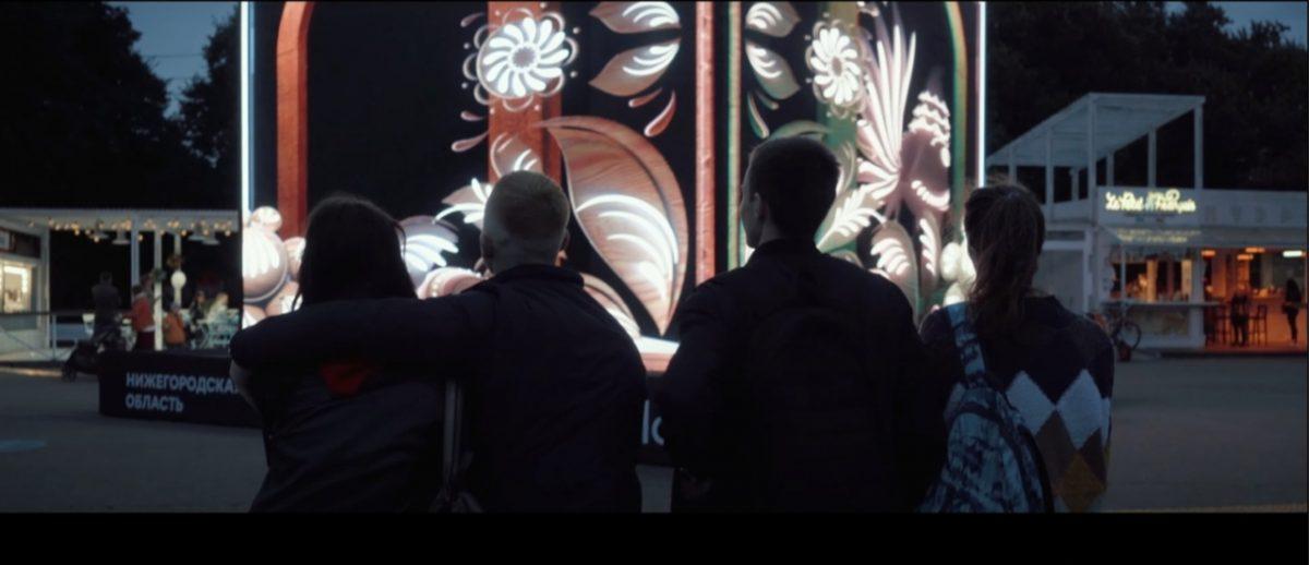 Два арт-объекта представила нижегородская делегация на «Российской креативной неделе» в Москве