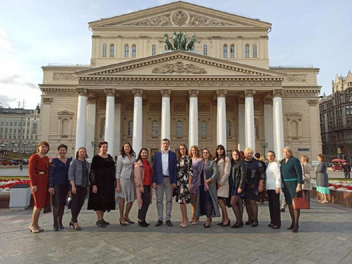 Нижегородские медики поблагодарили правительство региона занасыщенную культурную программу вМоскве