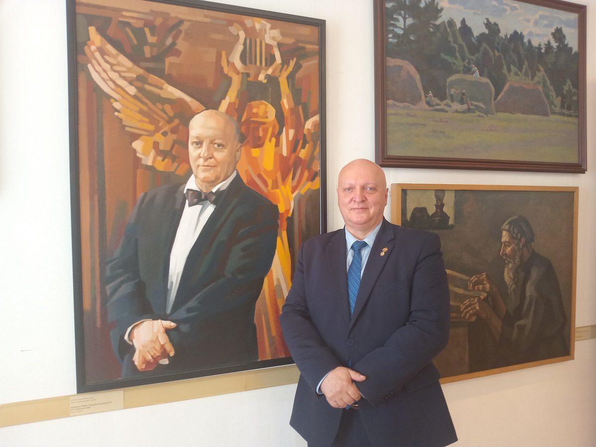 Пётр Стронский: «В России всегда была и будет самая сильная вмире школа классической живописи»