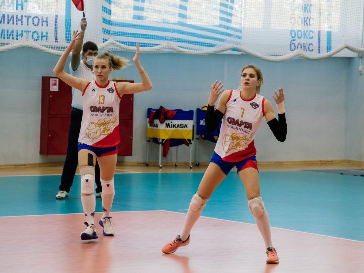 Нижегородская «Спарта» выбыла из Кубка России