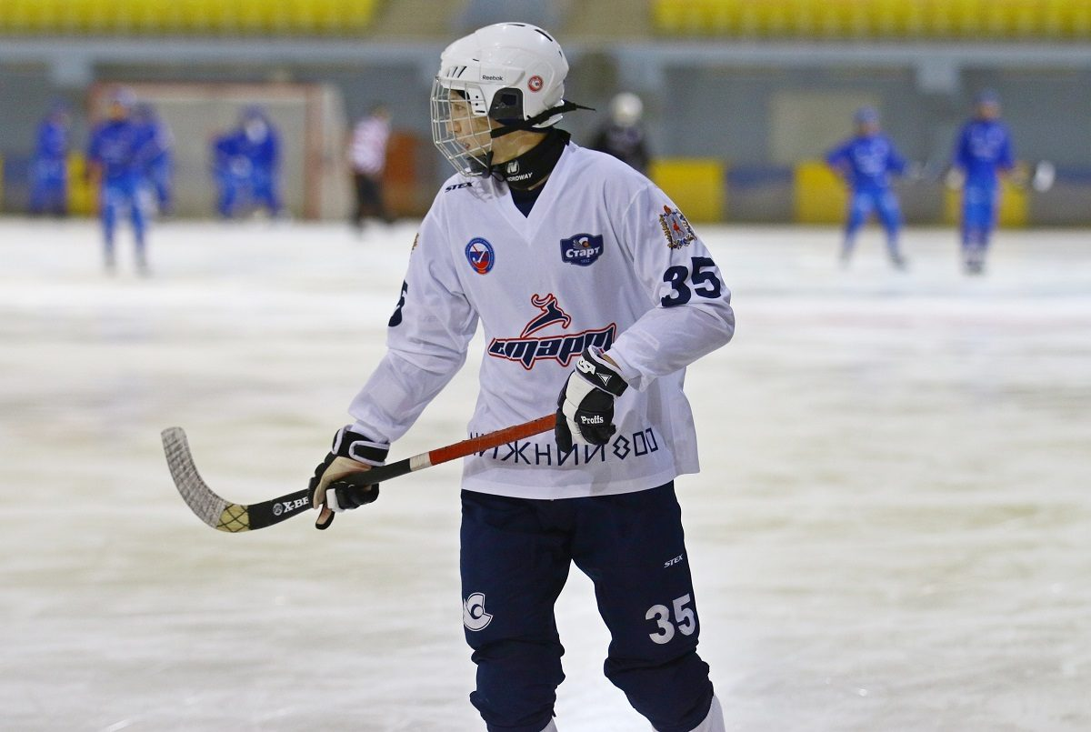 Нижегородский «Старт» проиграл в контрольном матче