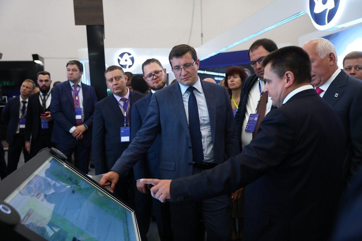Глеб Никитин занял третье место в медиарейтинге губернаторов ПФО