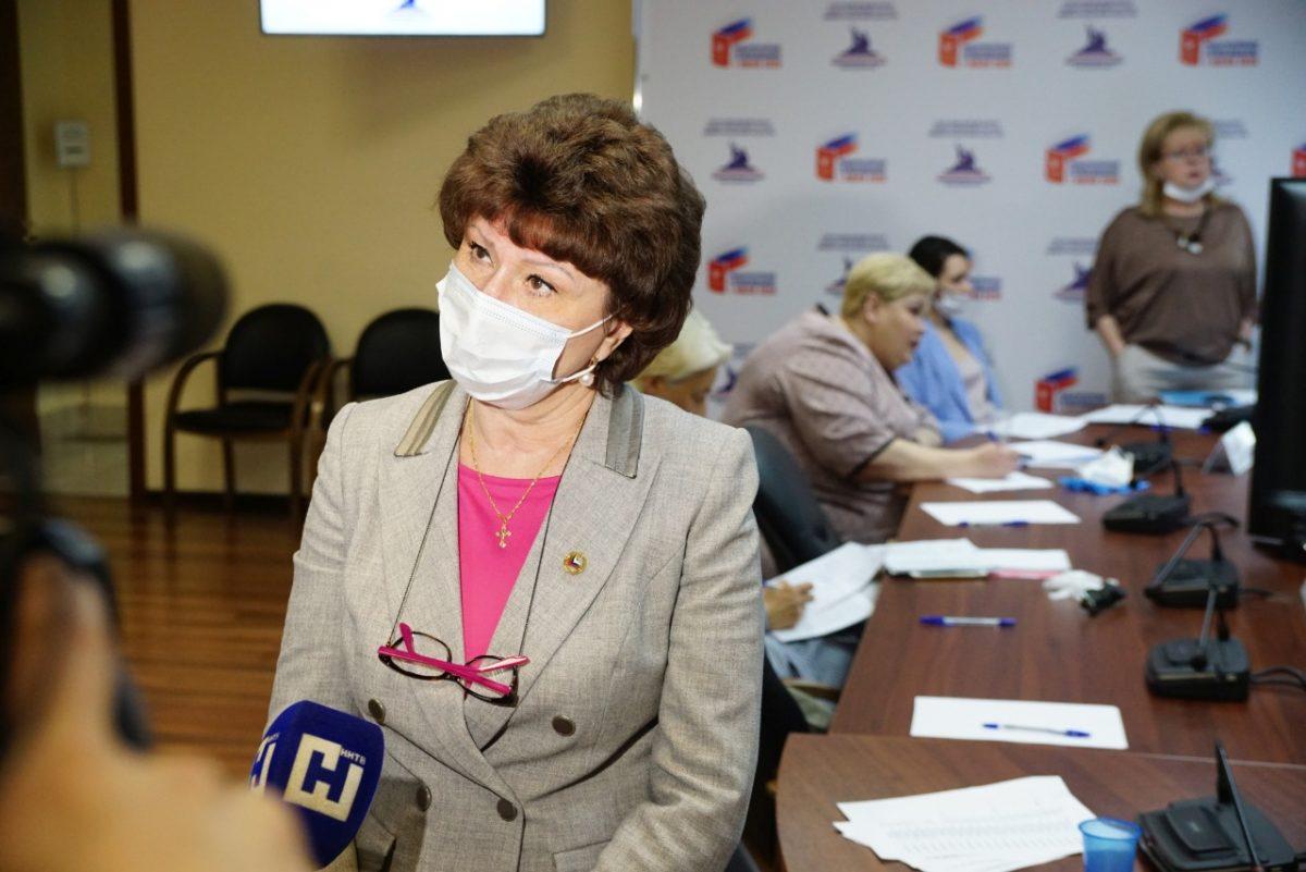 Валентина Цывова прокомментировала типовые жалобы наблюдателей