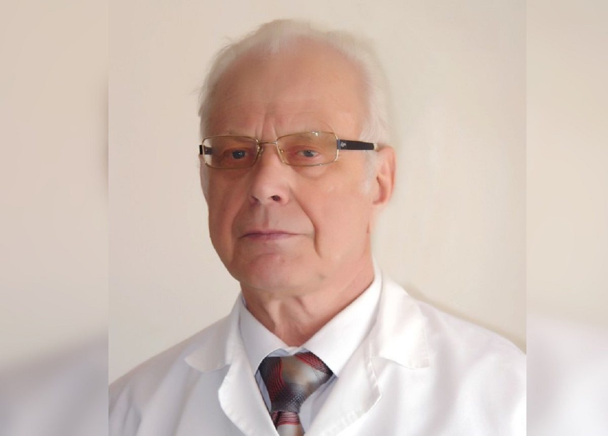 Коронавирус унес жизнь старейшего нижегородского педиатра Виктора Сафронова