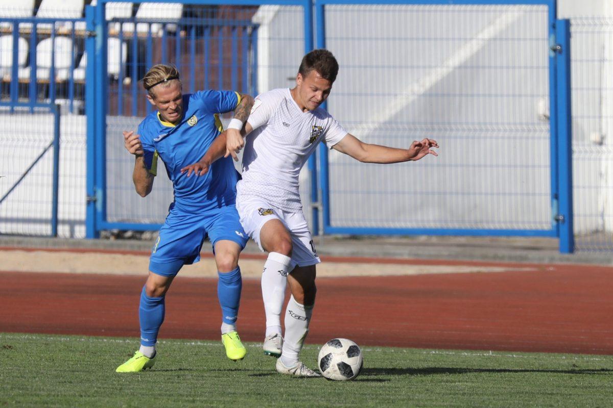 Нижегородская «Волна» одержала победу над «Ладой» в матче Профессиональной футбольной лиги