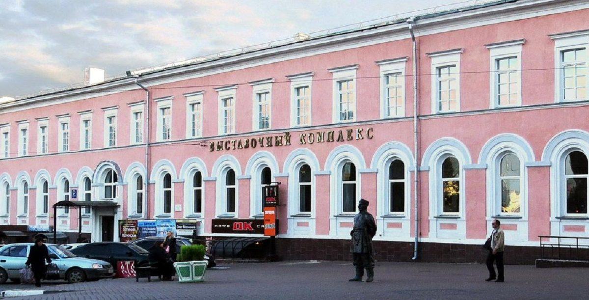 Выставочный комплекс на площади Минина и Пожарского объединят с Художественным музеем