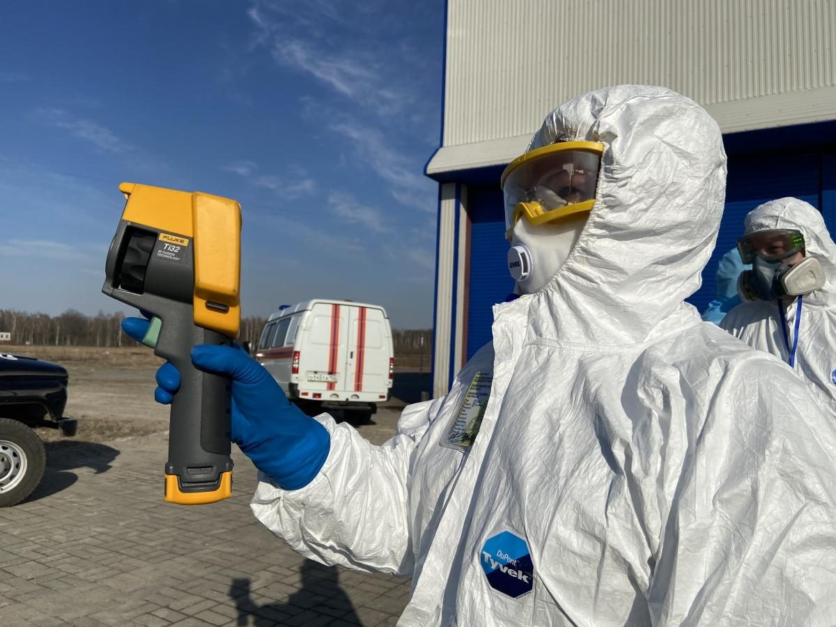 Тест на коронавирус нижегородцы могут сделать в аэропорту Стригино