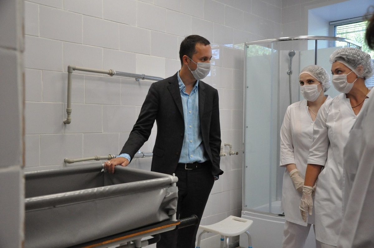 Набазе арзамасской городской больницы №1 начала работать служба паллиативной медицинской помощи