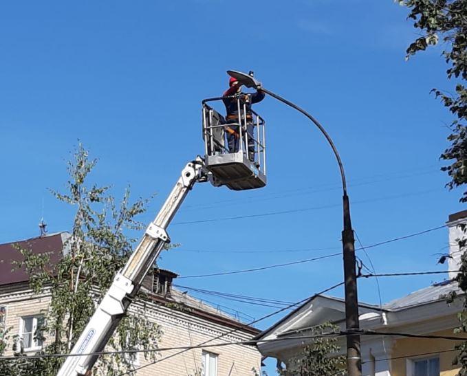 Арзамас перейдет наэнергоэффективную систему освещения