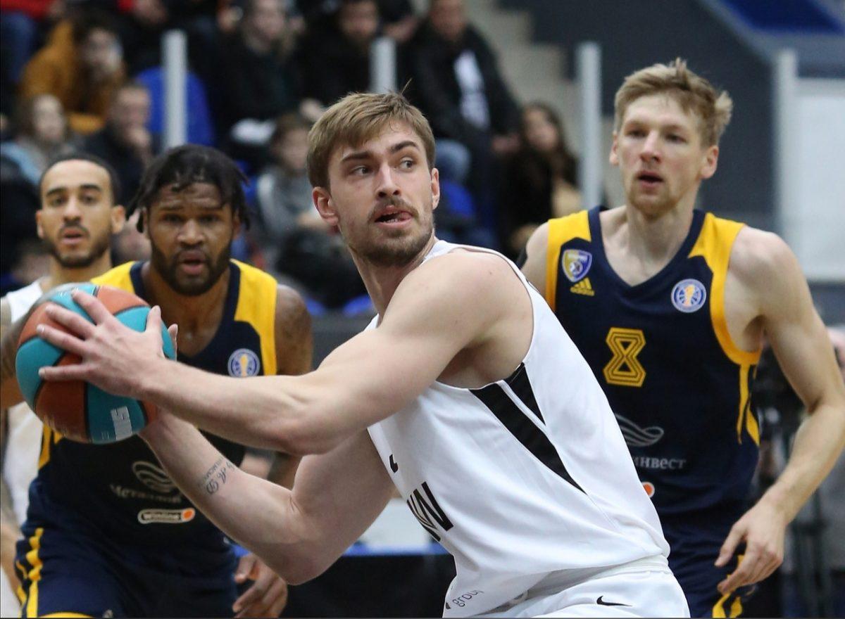 БК «Нижний Новгород» готовится к первому домашнему матчу в сезоне 2020-2021