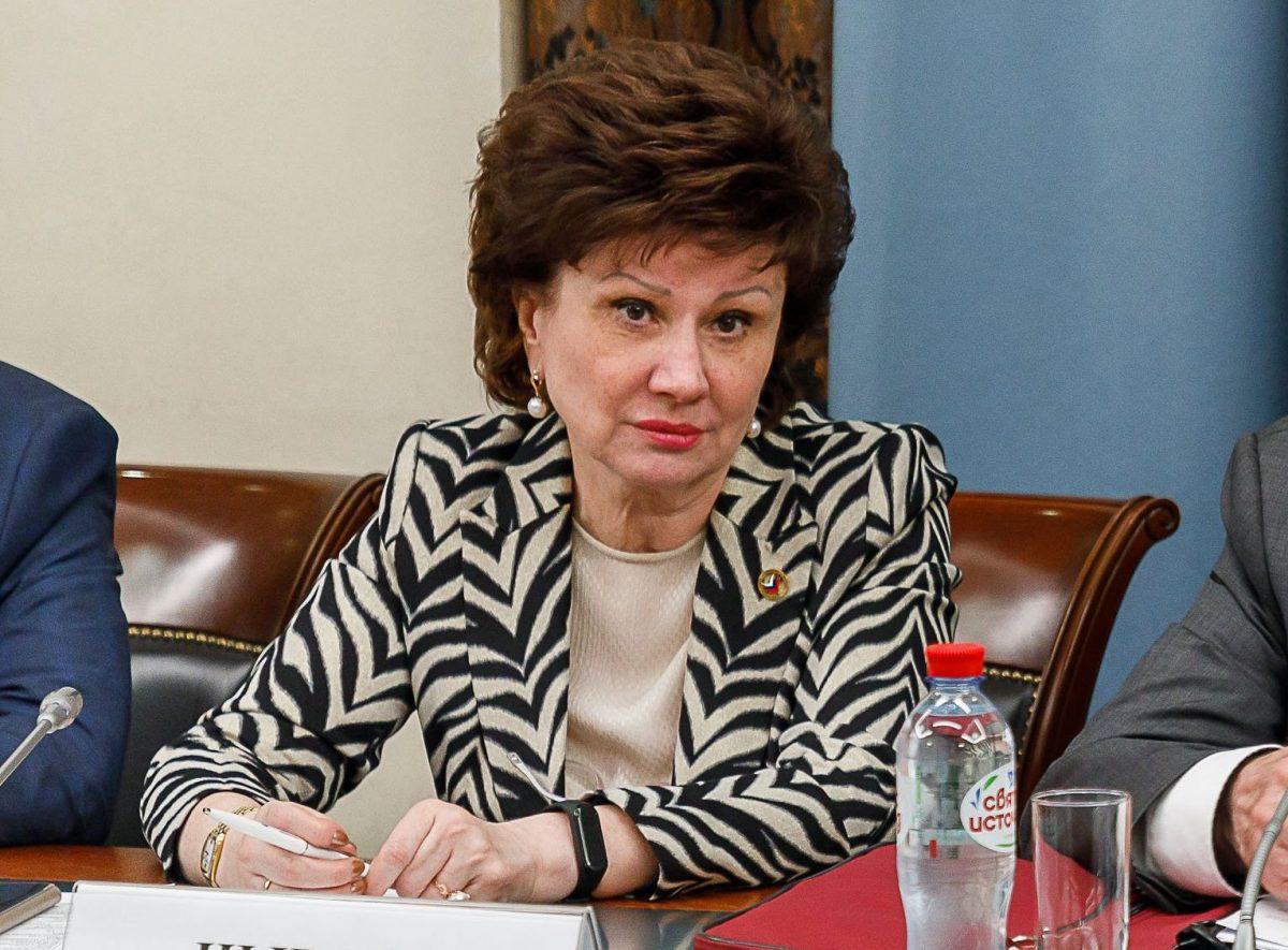 Валентина Цывова: «Напоминаем участковым избирательным комиссиям о соблюдении требований Роспотребнадзора»