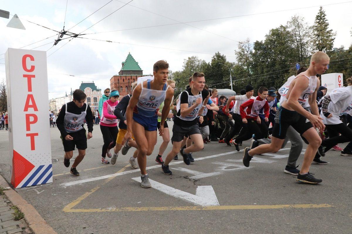 День бега отметят в Нижнем Новгороде: рассказываем, что ждет гостей и участников