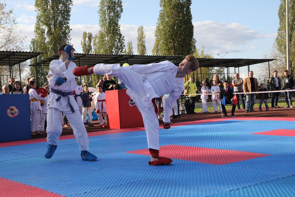 день мира на северном кавказе карате
