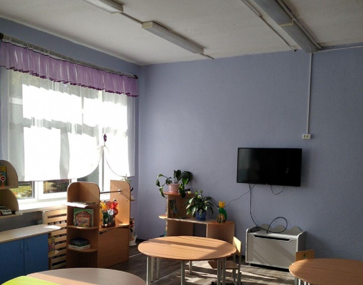 В детском саду «Солнышко» в Красных Баках сделали ремонт и благоустроили двор благодаря активистам ОНФ