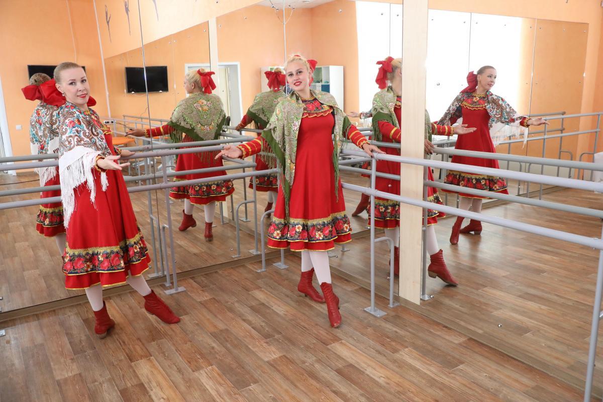 дом культуры хореография