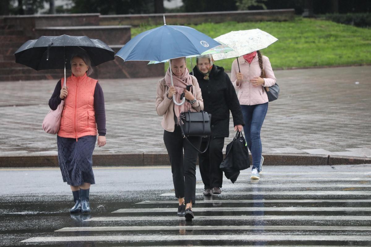 Прогноз погоды на неделю: похолодание и дожди ждут нижегородцев