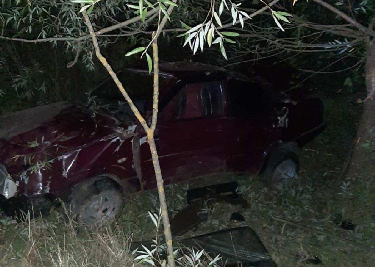 Трое детей и трое взрослых пострадали в ДТП из-за превышения скорости
