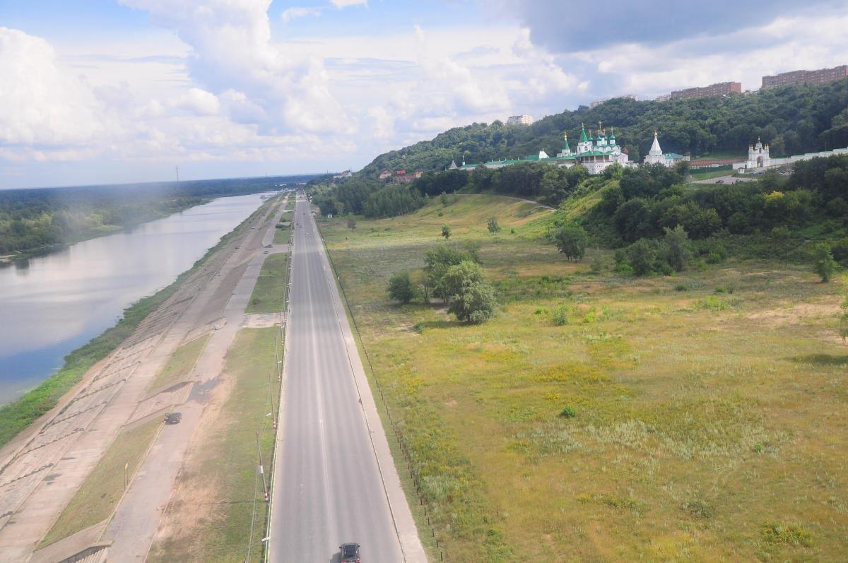 Набережную Гребного канала перекроют из-за пробега на призы газеты «Нижегородская правда»