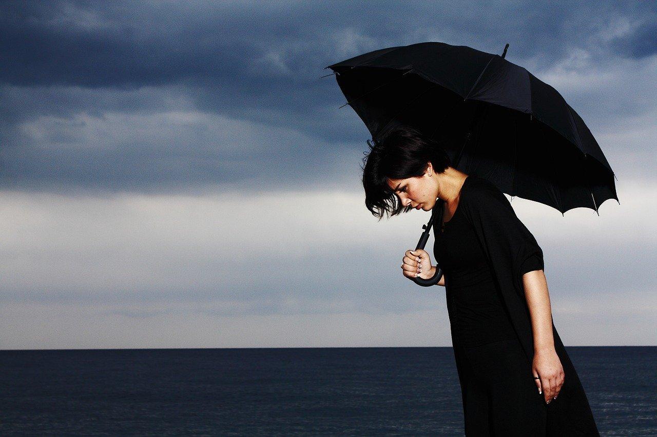 грусть депрессия