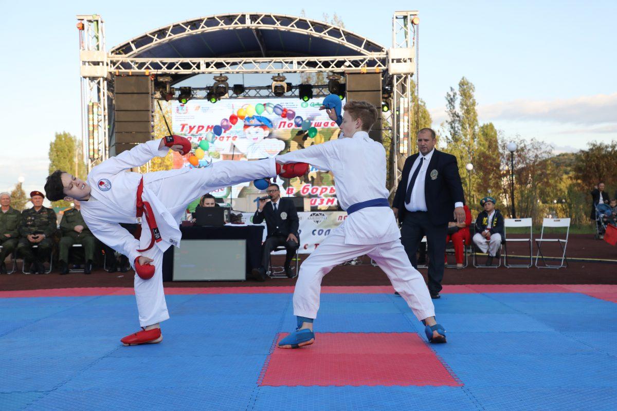 Турнир по каратэ прошел в Нижнем Новгороде в рамках акции «День мира на Северном Кавказе»