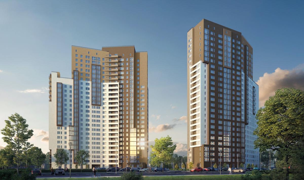 Новый жилой комплекс построят в Нижегородском районе