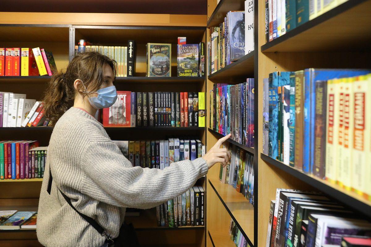 Стало известно, какие книги любят читать  жители региона
