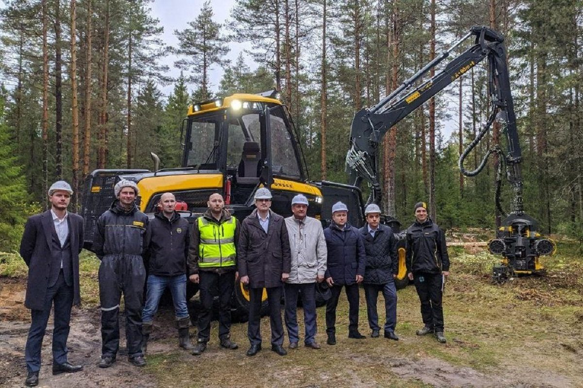 Андрей Саносян: «Мыбудем делать ставку напереработку леса натерритории Нижегородской области»