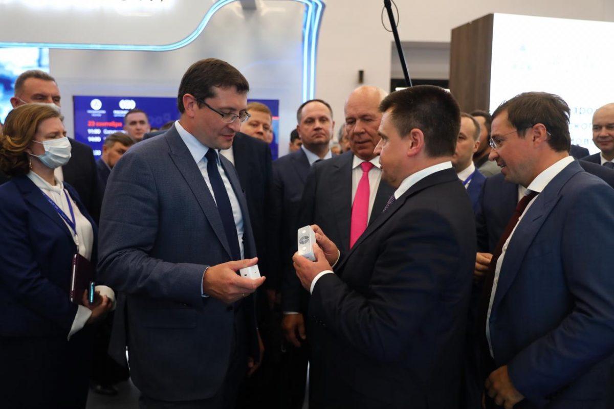 Нижегородские специалисты представляют передовые цифровые решения региона навсероссийской конференции ЦИПР