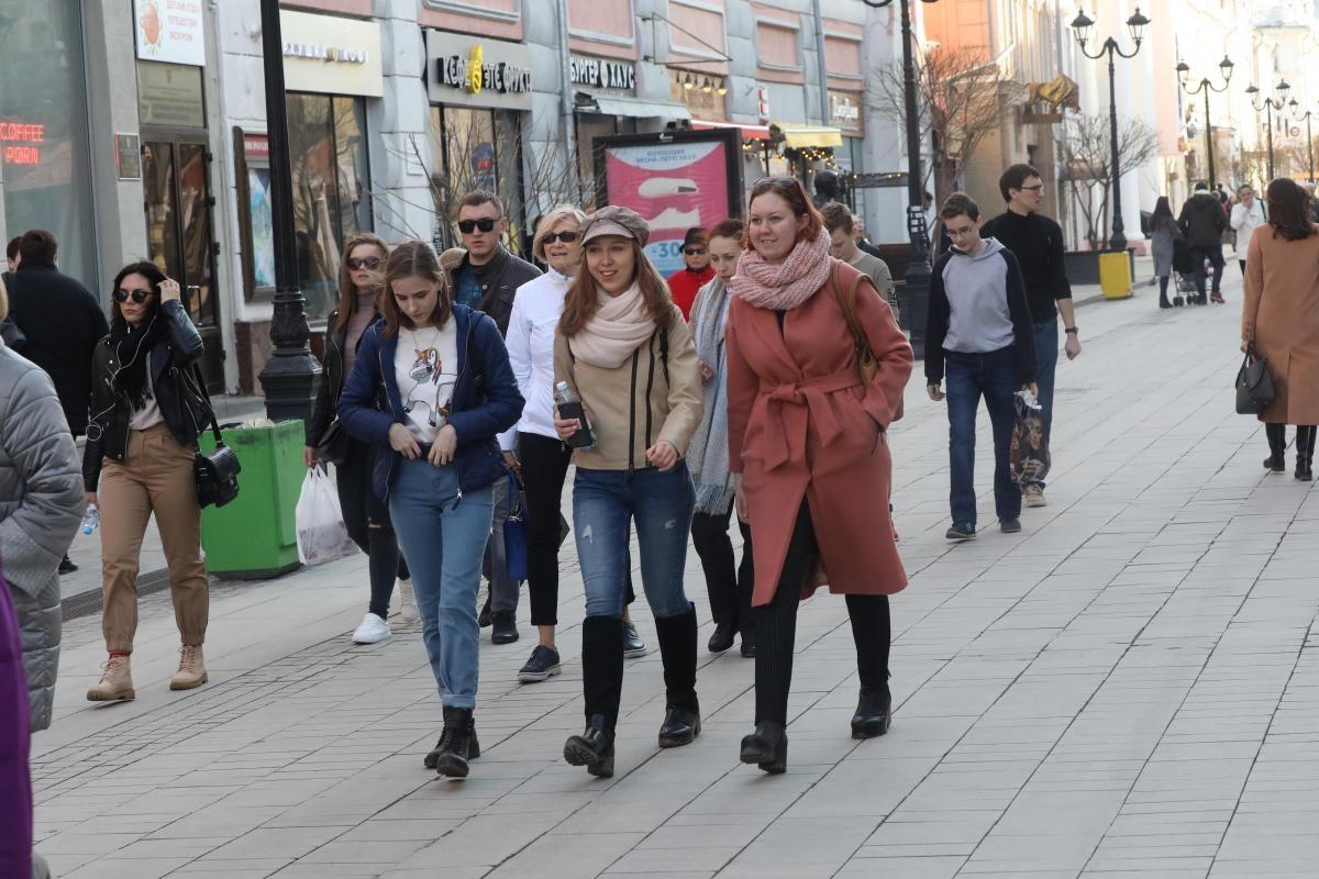 В33 муниципалитетах Нижегородской области невыявлено новых случаев заражения COVID-19