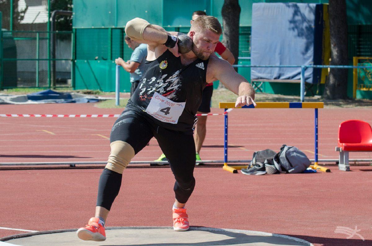 Нижегородские легкоатлеты стали золотыми призерами всероссийских соревнований