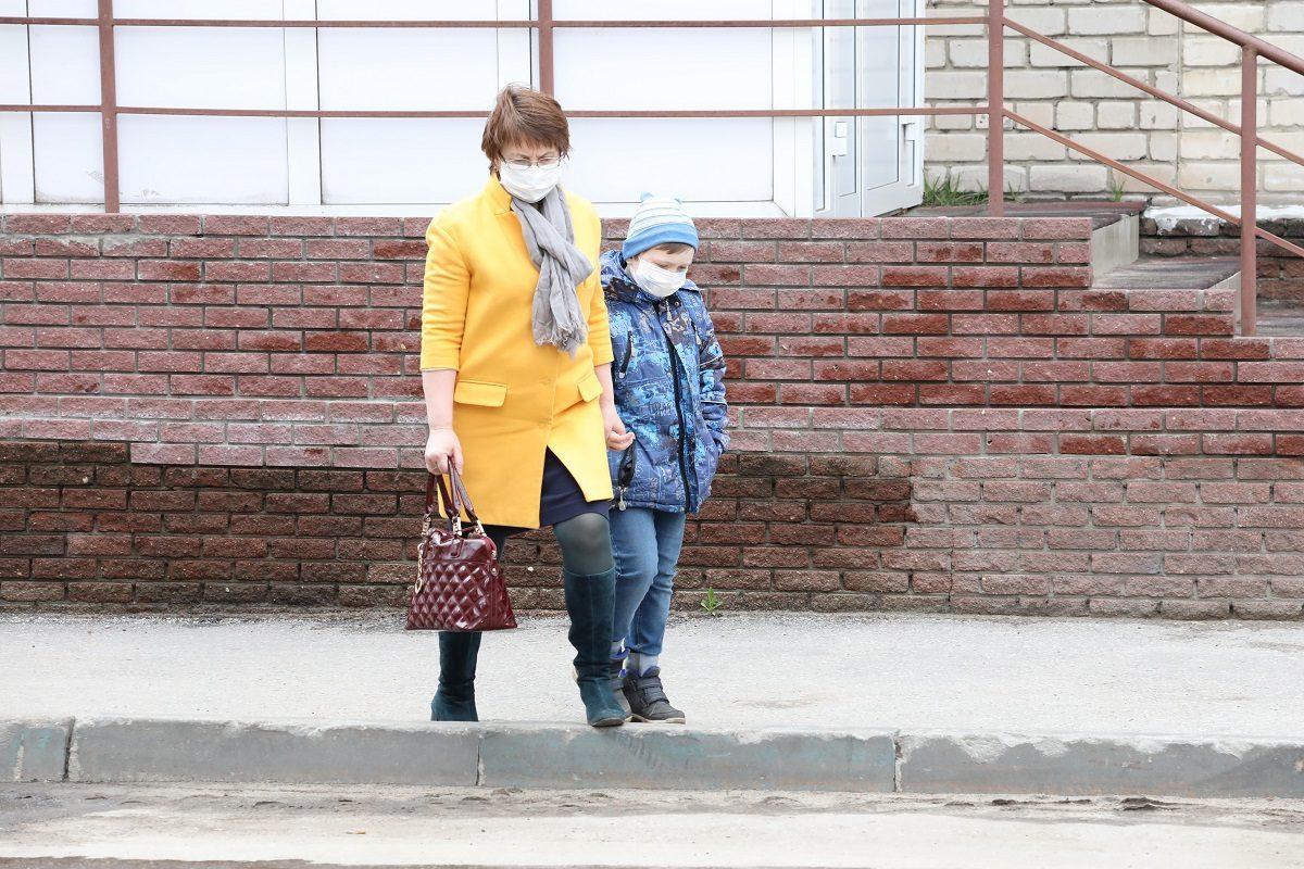 В21 районе Нижегородской области новых случаев заражения COVID-19 невыявлено