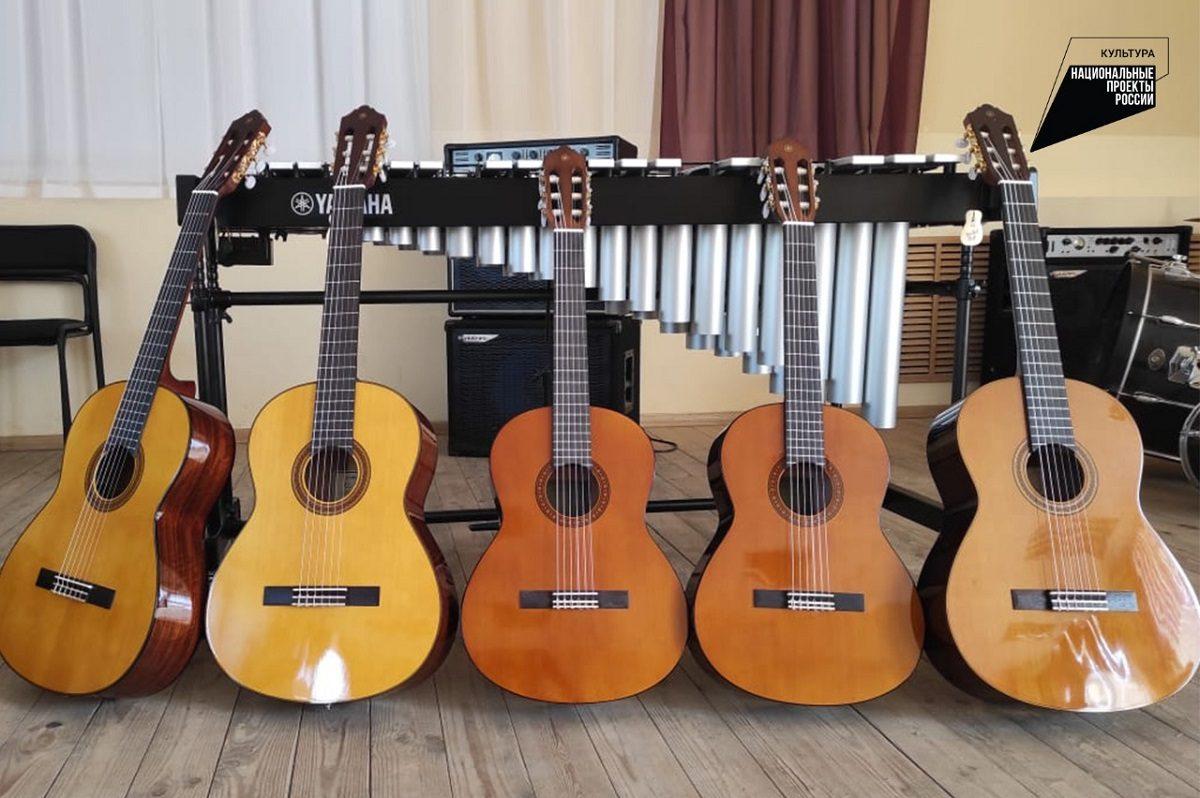 15 школ искусств обновили музыкальные инструменты по нацпроекту в Нижегородской области