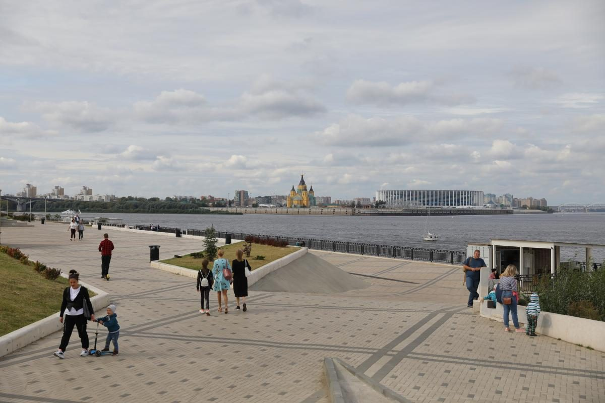 В30 муниципалитетах Нижегородской области невыявлено новых случаев заражения COVID-19