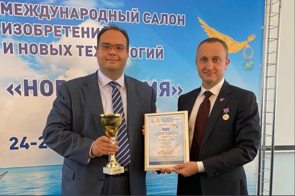 Разработки нижегородских ученых победили в Международном салоне инноваций и изобретений